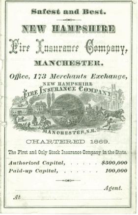 New Hampshire Insurance Company